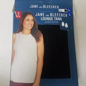 Jane & Bleecker Lounge Tank Top L M